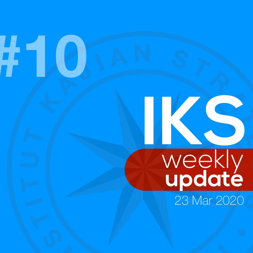 IKS Weekly 10 2020.03.23