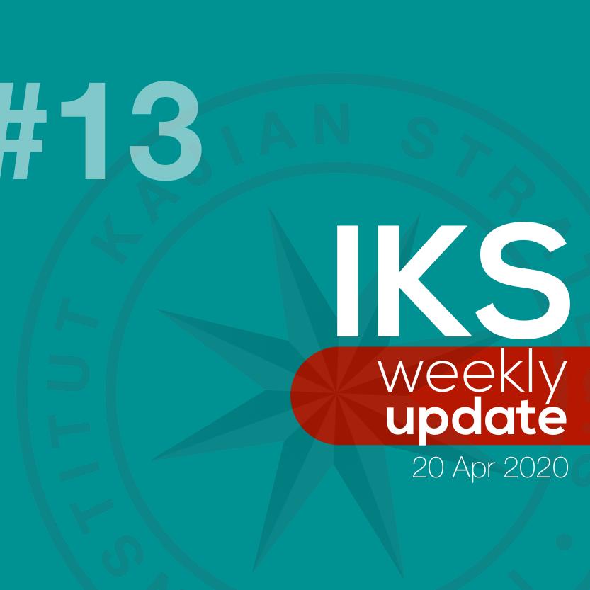 IKS Weekly 13 2020.04.20